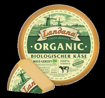 Landana ORGANIC biologische Käse