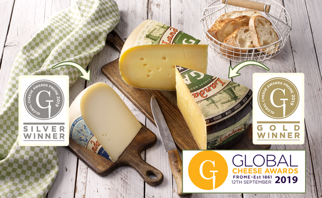Landana Organic - Global Cheese Awards