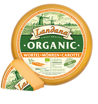 Landana Organic Möhrenkäse