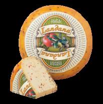 Landana Käse mit Zutaten