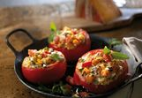 Gefüllte Chili Tomaten