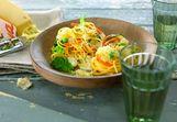 Gemüsespaghetti vom Lande